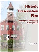 Philipsburg Preservation Plan